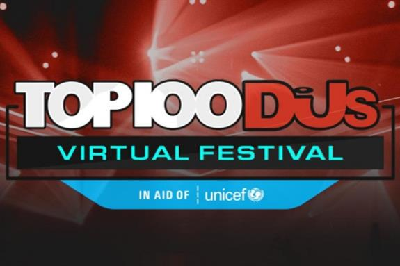 Top 100 Djs Virtual Festival 2020