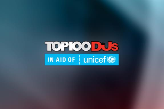 #Top100DJs Virtual Festival 2021