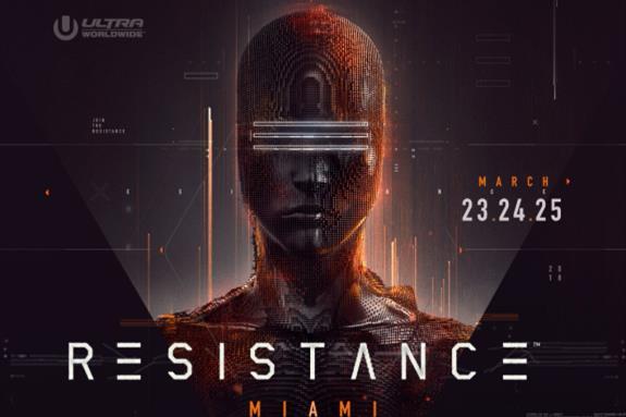 Ultra Music Festival 2018, Resistance