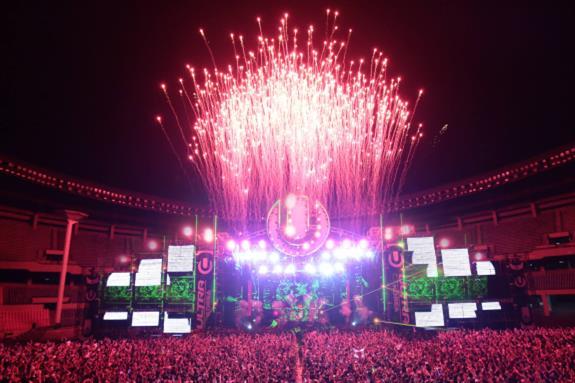 Ultra Music Festival Korea 2016