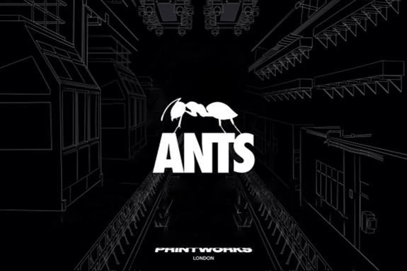 UNITED ANTS Printworks, London 2020