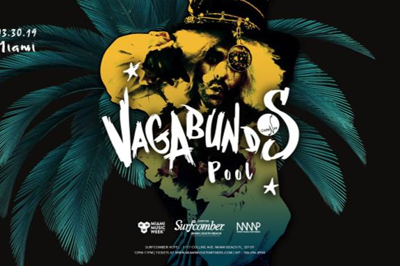 Vagabundos At The Surfcomber, Miami 2019