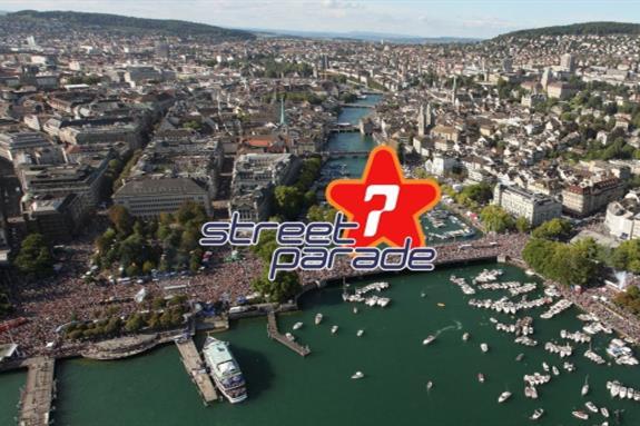 Zurich Street Parade 2018