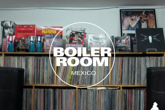 Boiler Room Mexico