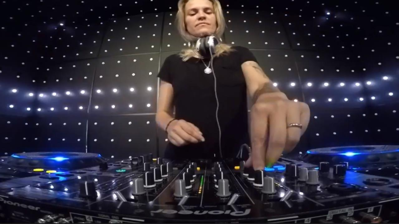 Rocky G - Live @ Warming Up for Amsterdam Dance Event at VLLA 20 2018