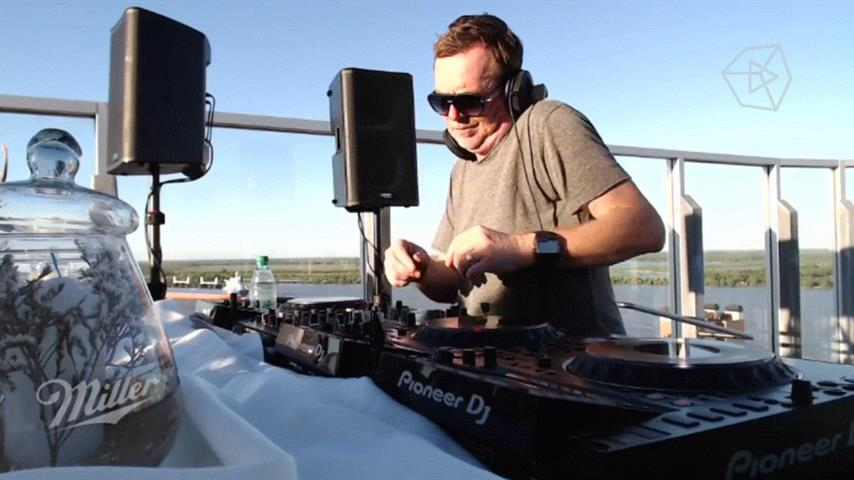 Nick Warren - Live @ Sunset Rooftop Rosario, Argentina 2019