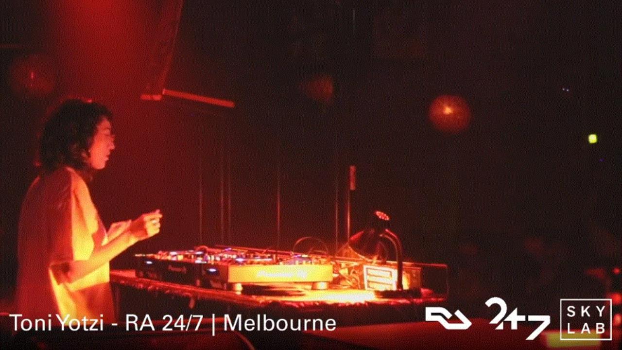 Toni Yotzi - Live @ Skylab Radio from Revolver Upstairs Melbourne 2018