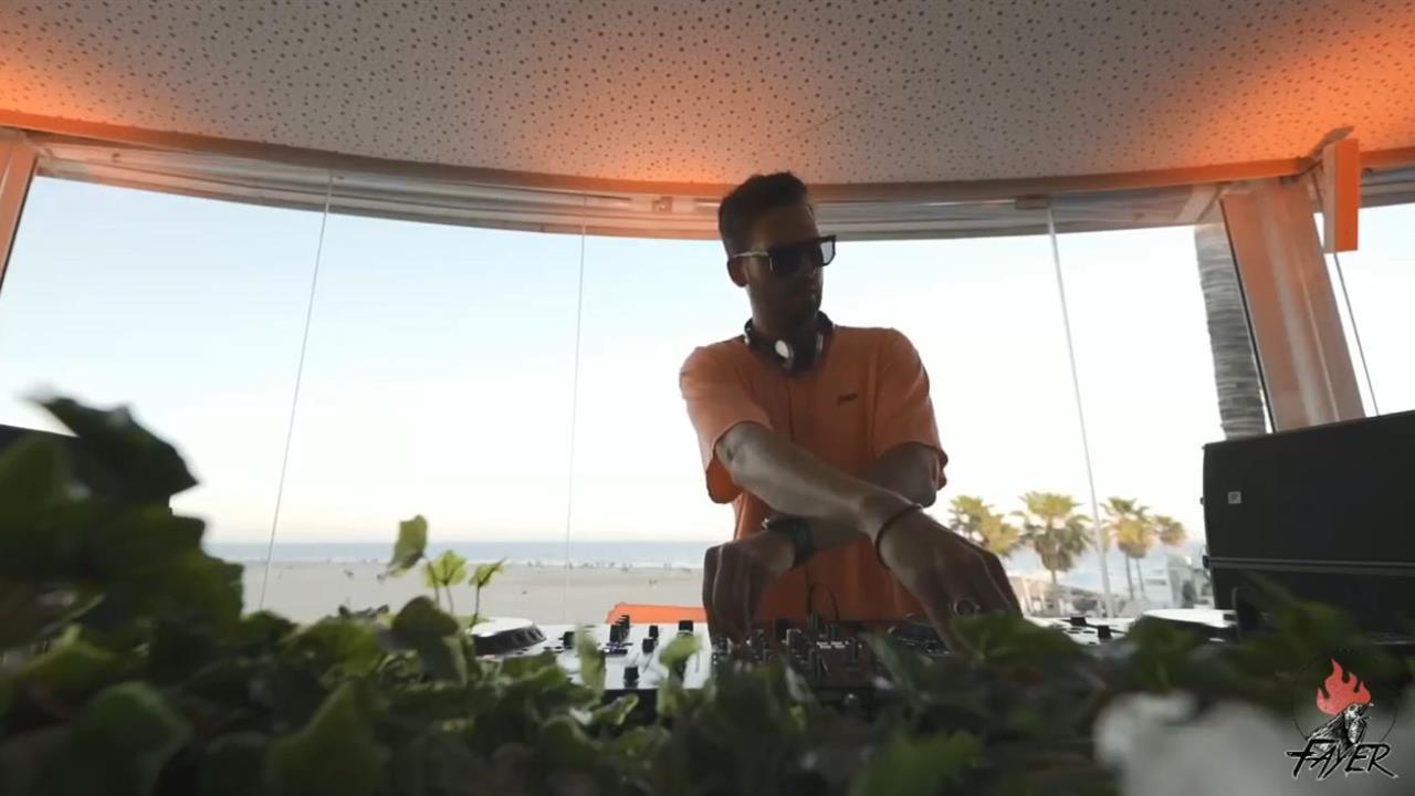 Edu Imbernon - Live @ Marina Beach Club, Valencia 2019