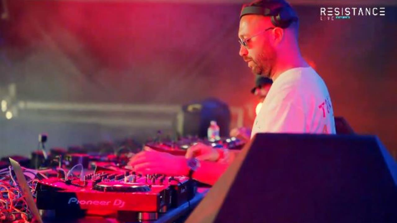 Nic Fanciulli - Live @ Ultra Music Festival Miami 2019, Carl Cox Megastructure