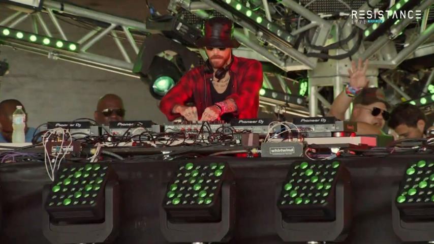Art Department - Live @ Ultra Music Festival Miami 2019 Carl Cox Megastructure