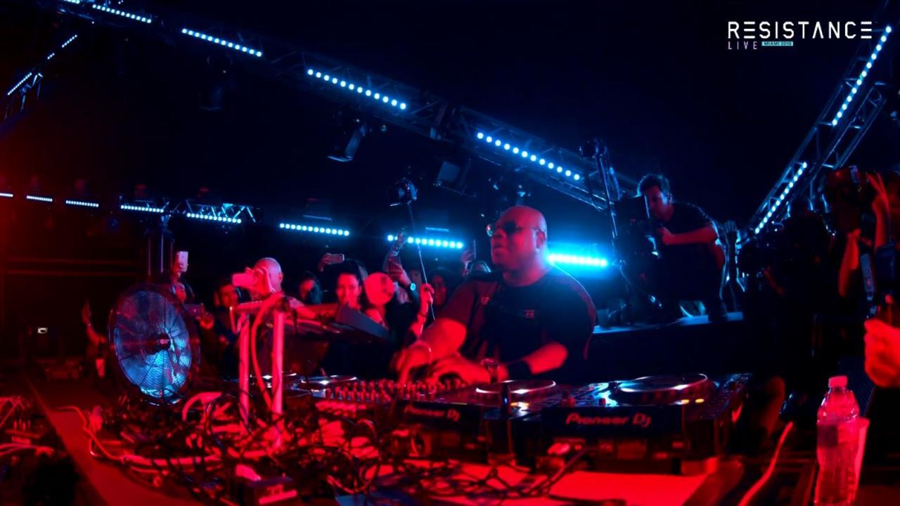 Carl Cox - Live @ Ultra Music Festival Miami 2019 Carl Cox Megastructure