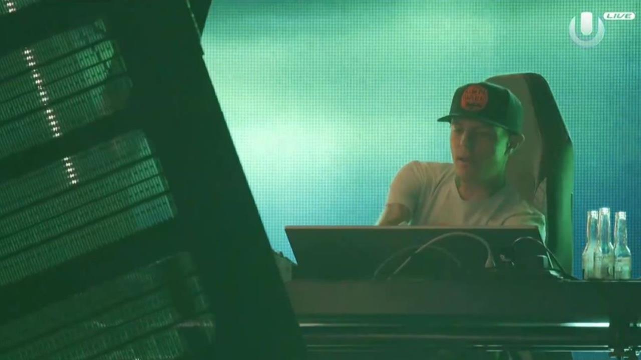 Deadmau5 - Live @ Ultra Music Festival Miami 2019 Live Arena