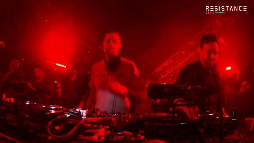 Maceo Plex b2b Adam Beyer - Live @ Ultra Music Festival Miami 2019 Carl Cox Megastructure
