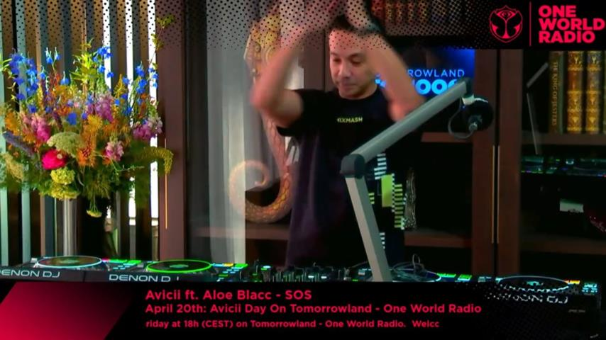 Laidback Luke - Live @ Tomorrowland One World Radio Top 1000 (61-1) 2019