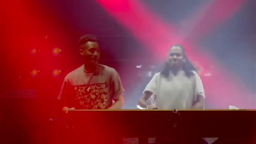 Sunnery James & Ryan Marciano - Live @ Fun Radio Ibiza Experience 2019