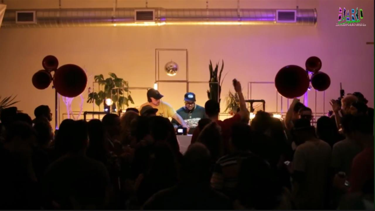 GTA and Born Dirty - Live @ Mimxag Lab LA 2019