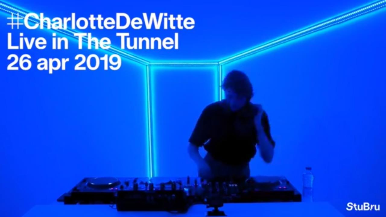 Charlotte de Witte - Live @ The Tunnel April 2019