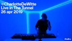 Charlotte de Witte - Live @ The Tunnel April 2019