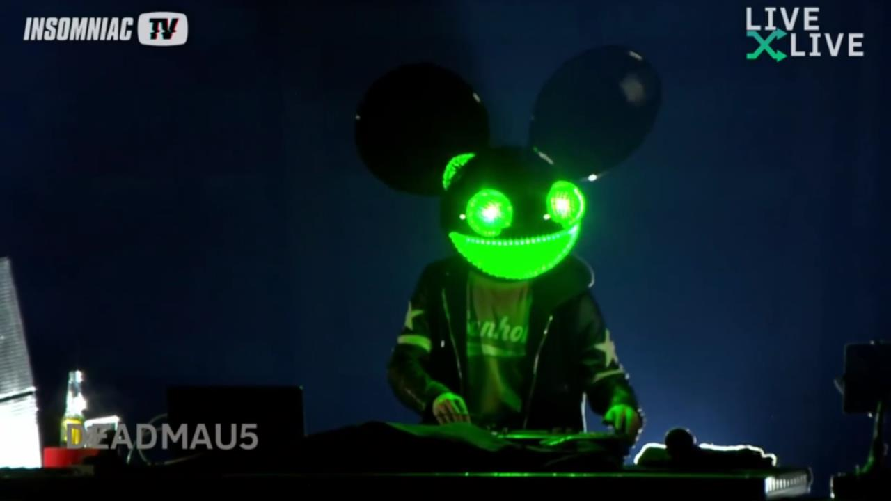 Deadmau5 - Live @ EDC Las Vegas 2019 cosmicMEADOW