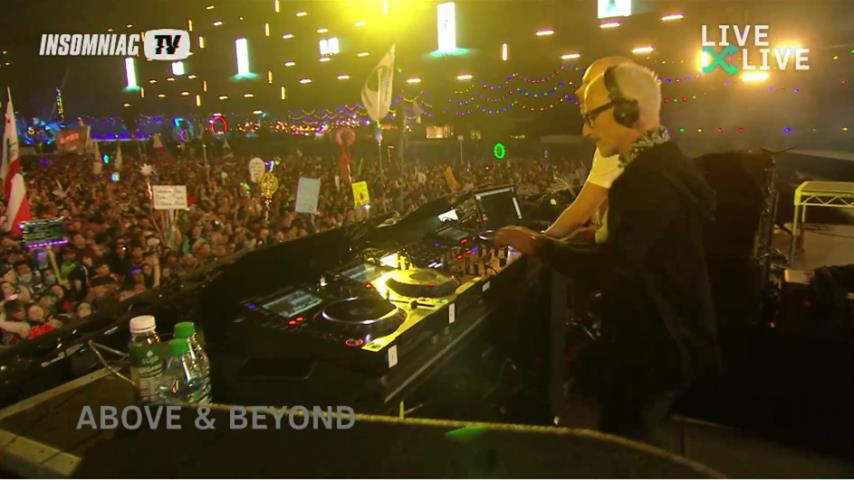 Above & Beyond - Live @ EDC Las Vegas 2019 circuitGROUNDS