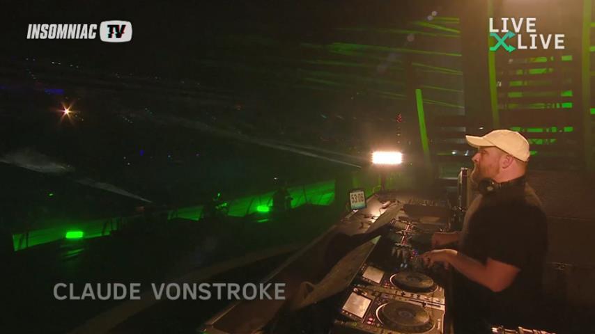 Claude VonStroke - Live @ EDC Las Vegas 2019 Cosmic Meadow