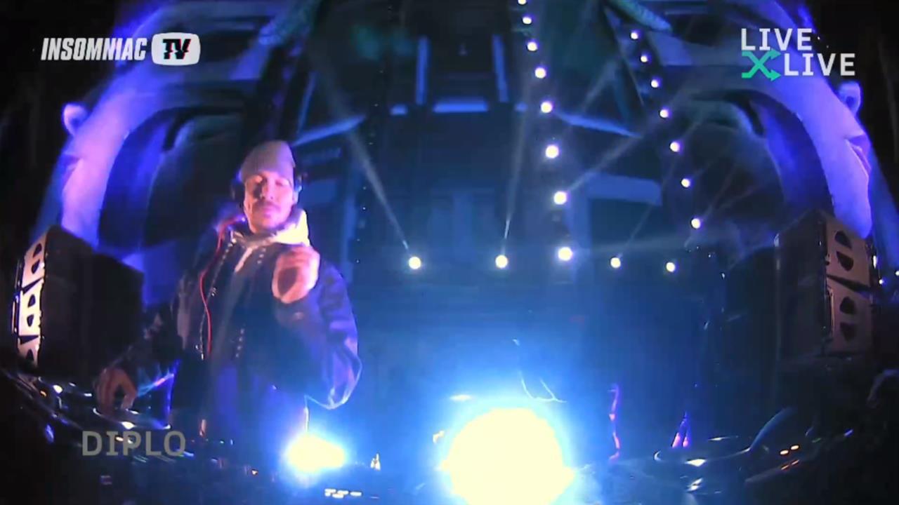 Diplo - Live @ EDC Las Vegas 2019 kineticFIELD