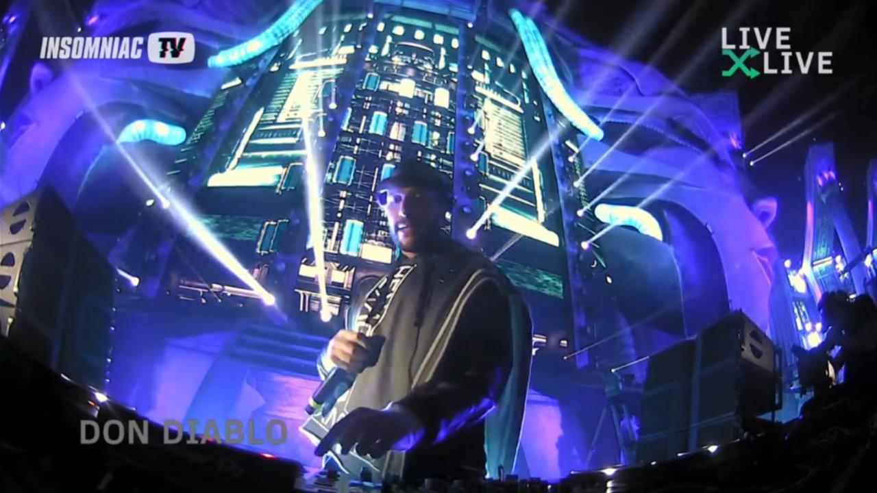 Don Diablo - Live @ EDC Las Vegas 2019 kineticFIELD