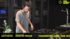 Dimitri Vegas and Henri PFR - Live @ Tomorrowland Anthems x Tomorrowland One World Radio 2019