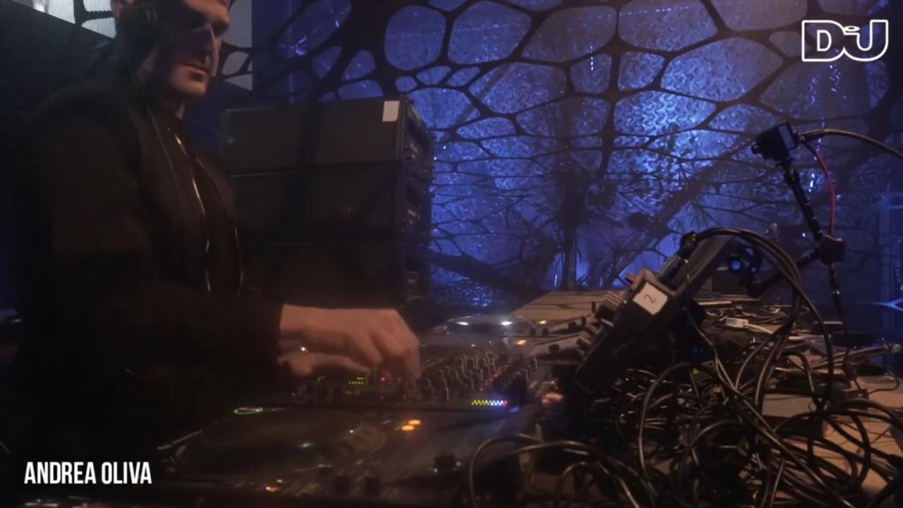 Andrea Oliva - Live @ World Club Dome ANTS Stage 2019