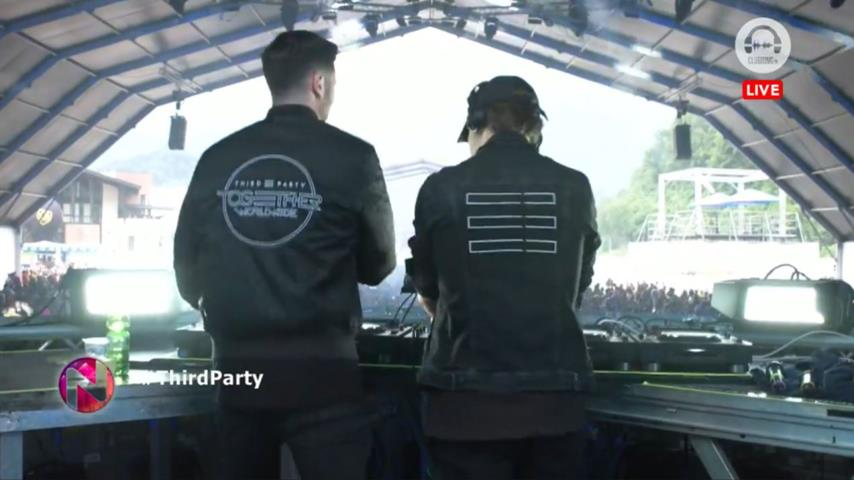 Third Party - Live @ Nameless Music Festival 2019