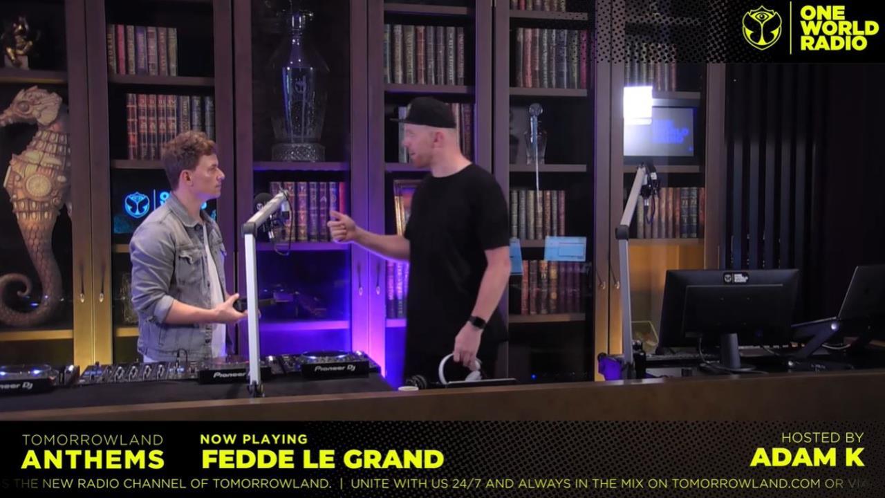 Fedde Le Grand, Yves V - Live @ Tomorrowland One World Radio Tomorrowland Anthems 2019