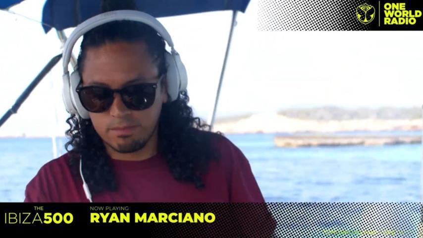 Ryan Marciano - Live @ Ibiza 500 Guest Mix, Tomorrowland One World Radio 2019