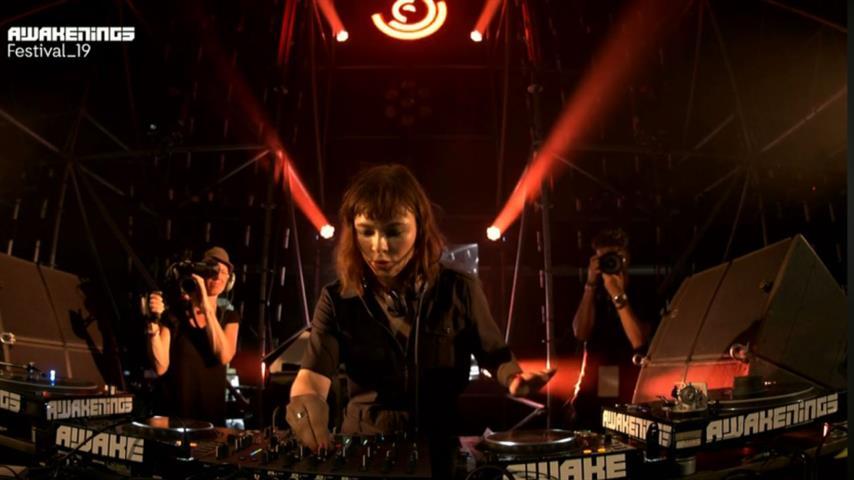 Nina Kraviz - Live @ Awakenings Festival 2019 Area Y