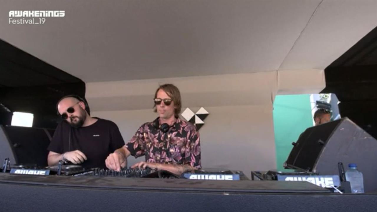 Bart Skils & Victor Ruiz - Live @ Awakenings Festival 2019