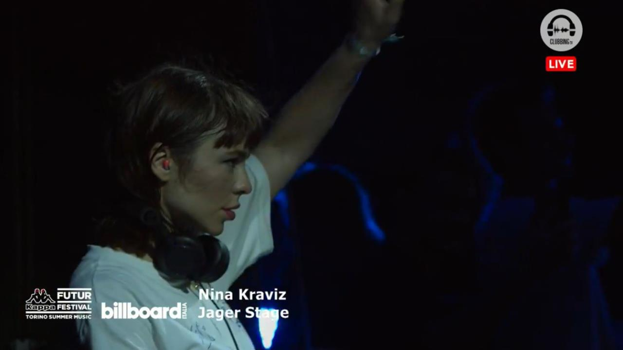Nina Kraviz - Live @ Kappa FuturFestival 2019