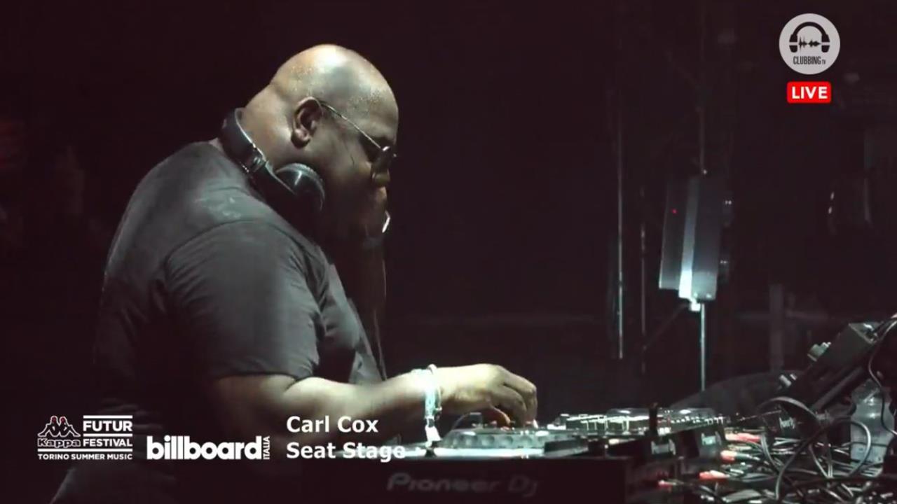 Carl Cox - Live @ Kappa FuturFestival 2019