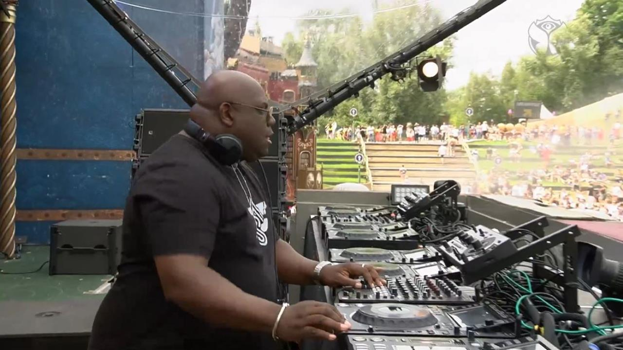 Carl Cox - Live @ Tomorrowland Belgium 2019 Mainstage