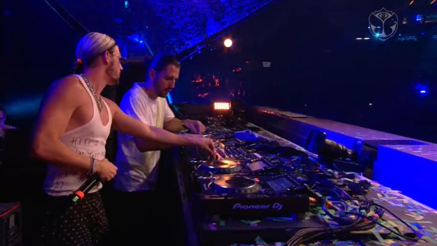 Dimitri Vegas & Like Mike - Live @ Tomorrowland Belgium 2019 Mainstage