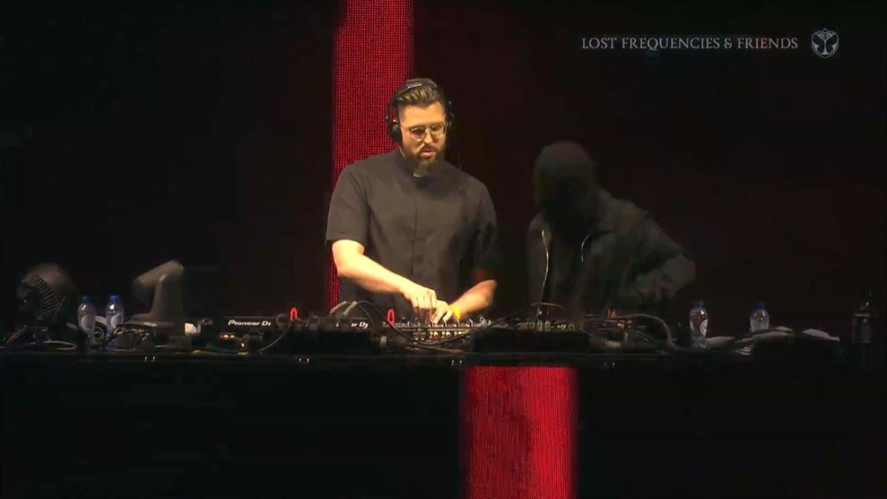 Tchami x Malaa - Live @ Tomorrowland Belgium 2019 Lost Frequencies & Friends Stage