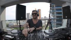 Elio Riso - Live @ Happy Techno Rooftop, Barcelona Offweek 2019