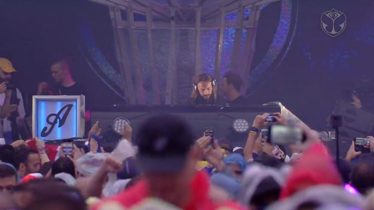 Bob Sinclar - Live @ Tomorrowland Belgium 2019 W2 Axtone Stage