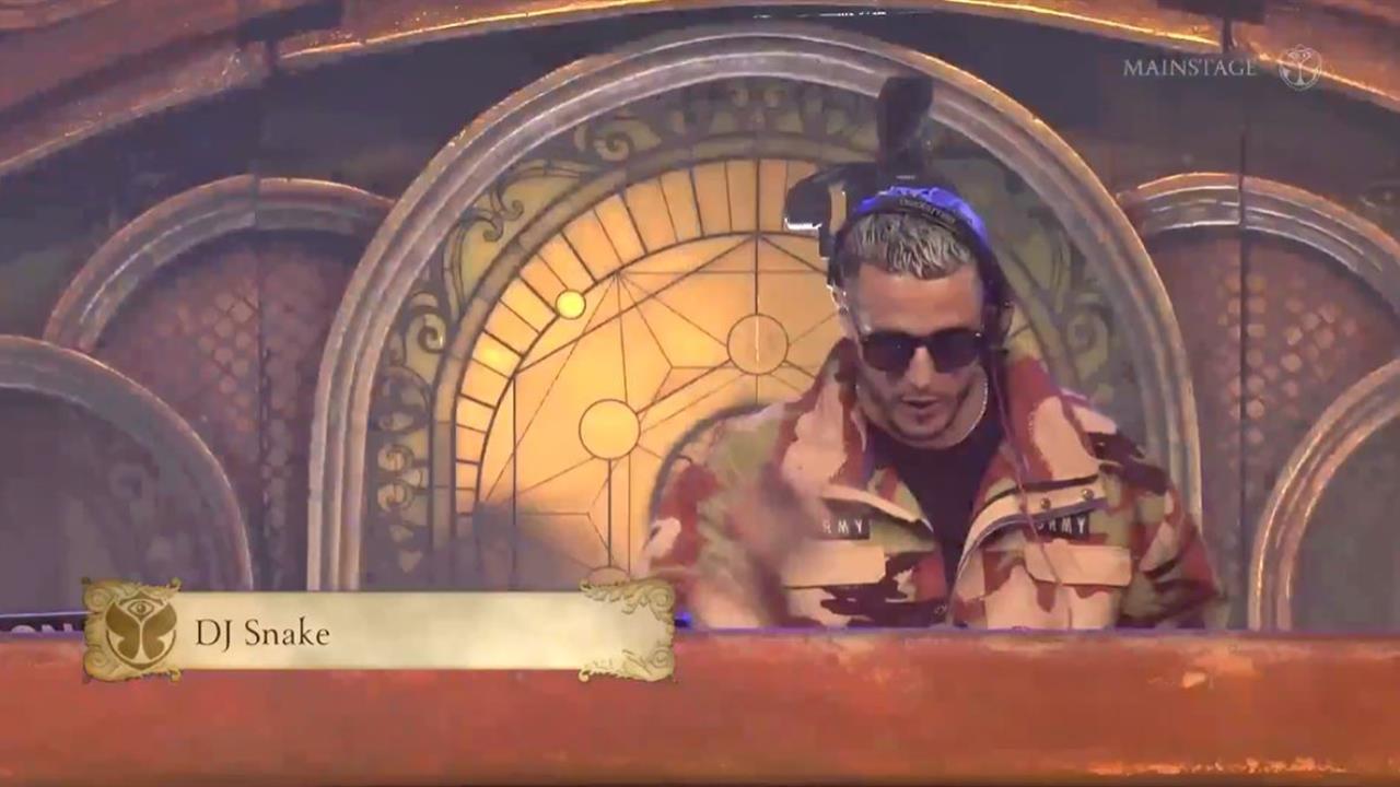 DJ Snake - Live @ Tomorrowland Belgium 2019 W2 Mainstage