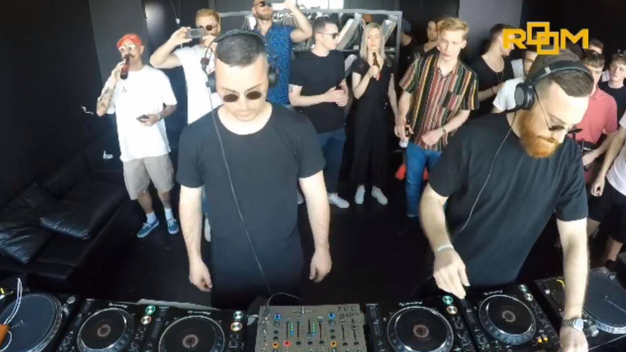 Fideles - Live @ Room FM Barcelona 2019