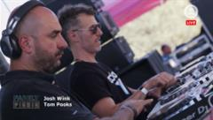 Josh Wink b2b Tom Pooks - Live @ Family Piknik 2019