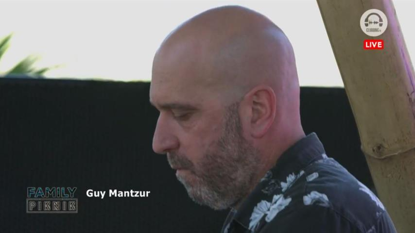 Guy Mantzur - Live @ Family Piknik 2019