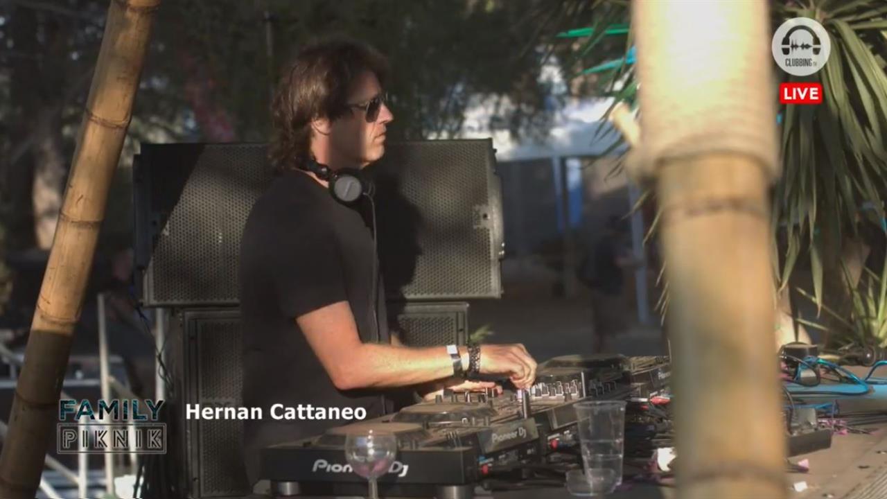Hernan Cattaneo - Live @ Family Piknik 2019