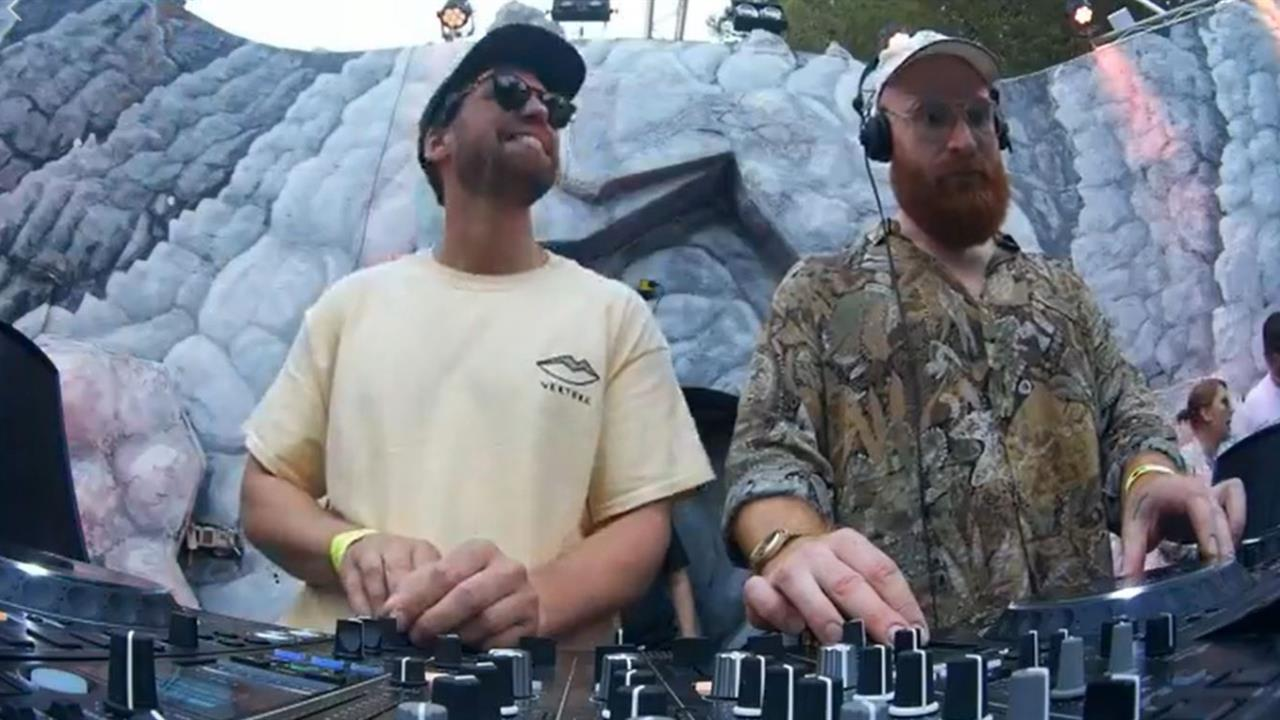 andhim - Live @ The Zoo Project Ibiza x Sealpit Opening 2019