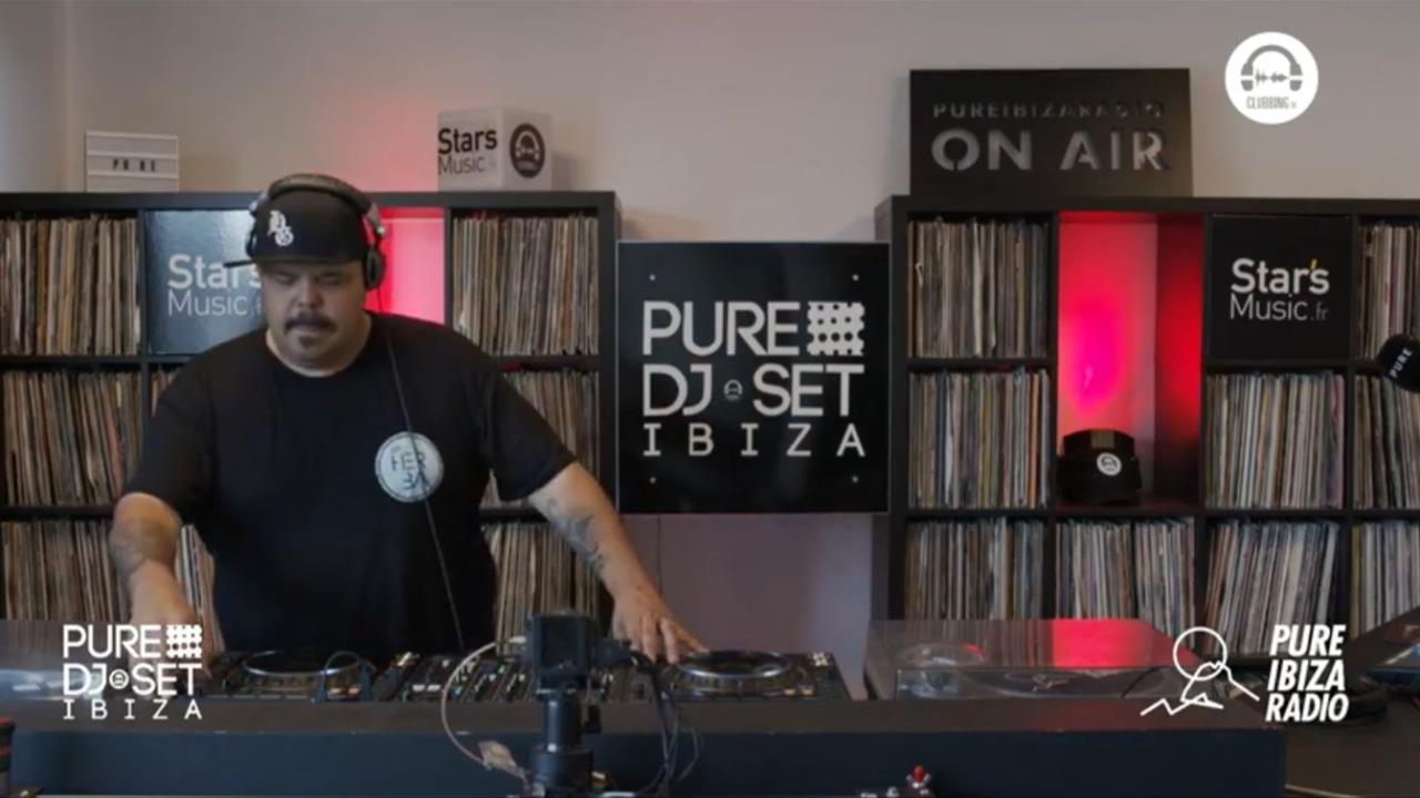 Dj Sneak - Live @ Pure Ibiza Radio 2019
