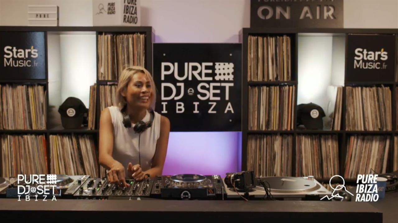 Nakadia - Live @ Pure Ibiza Radio 2019