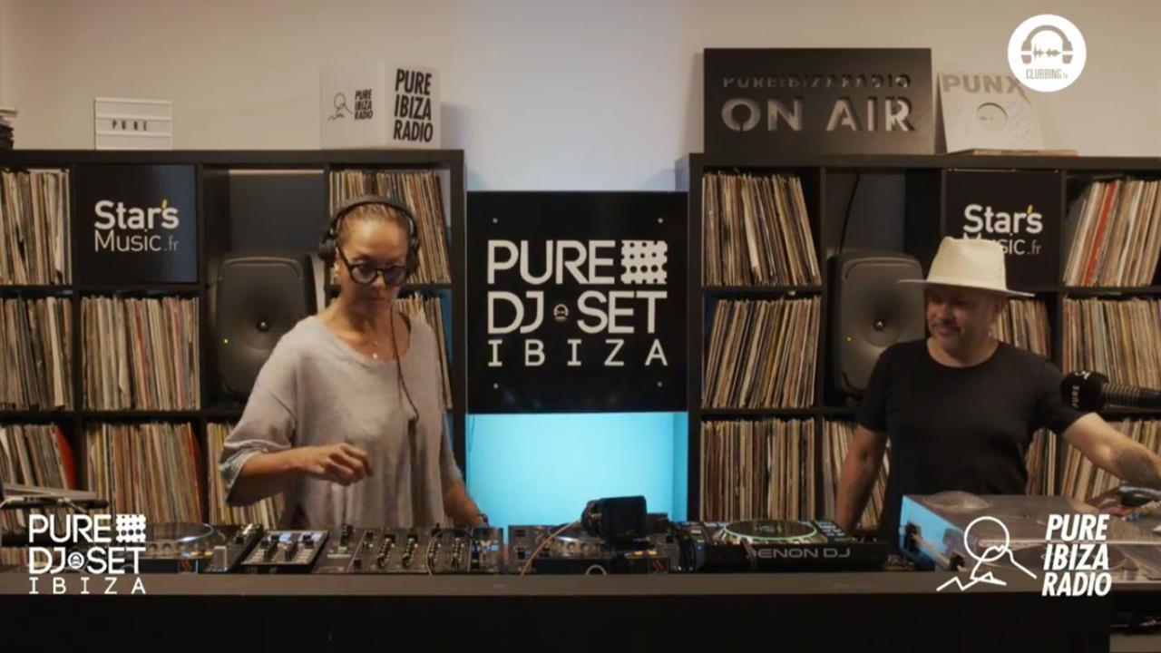 Louie Vega b2b Anane - Live @ Pure Ibiza x The Ritual 2019